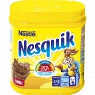 Какао-порошок «Nesquik» быстрорастворимый 500 г.