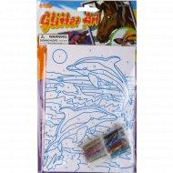 Игрушка-набор для детского творчества «Сверкающая картинка».