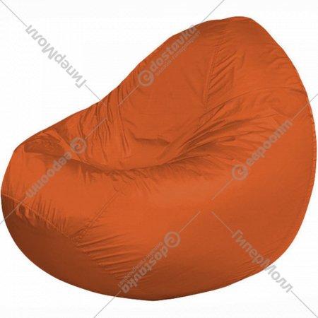 Бескаркасное кресло «Flagman» Classic К2.1-10, оранжевый