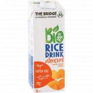 Напиток рисовый «The Bridge» с миндалем, органический, 1 л
