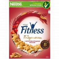 Подушечки мультизлаковые «Fitness» с фруктово-ягодным муссом, 285 г.
