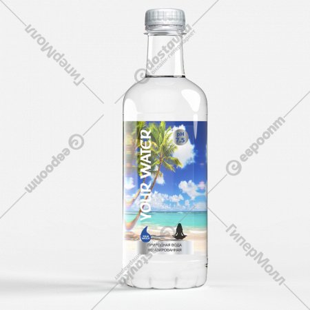Вода питьевая «Darida» Your Water негазированная, 0.5 л.