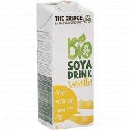 Напиток соевый «Bio Soya Drink» с ванилью, 1 л.