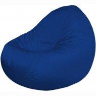 Бескаркасное кресло «Flagman» Classic К2.1-15, синий