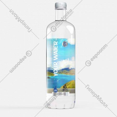Вода питьевая «Darida» Your Water негазированная, 1 л.