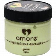Мороженое «Amore» сицилийская фисташка, 300 г.
