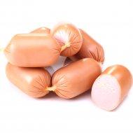 Сардельки «Колобок с сыром» в/с 1 к., фасовка 0.55-0.7 кг