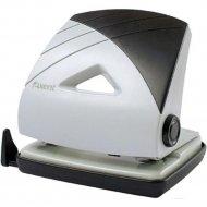Дырокол «Axent» Duoton, Серо-Черный, 3725-89