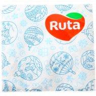 Салфетки бумажные «Ruta» 40 шт.