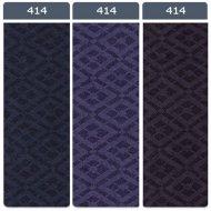 Колготки детские «Tip-Tot» серо-фиолетовые, размер 140-146.