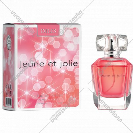 Женская парфюмерная вода «Dilis» Jeune et Jol 75 мл