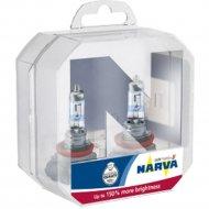 Комплект автоламп «Narva» H7 Range Power 150, 48071, 2 шт