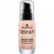 Основа тональная «Essence» Fresh&Fit Awake Make Up, тон 30, 30 мл