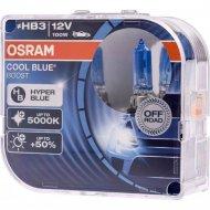 Комплект автоламп «Osram» HB3 69005CBB-HCB, 2 шт