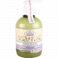 Молочко для интимной гигиены «Зеленая Аптека» женские травы, 370 мл.