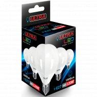 Лампа светодиодная «Ultra» LED G100 16W E27 4000K
