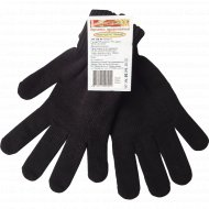 Перчатки трикотажные зимние, размер 22.