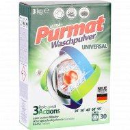 Средство моющее синтетическое «Purmat» universal, 3 кг.