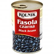 Фасоль черная «Rolnik» 400 г
