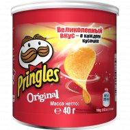 Чипсы «Pringles Original» 40 г.