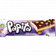 Печенье «Papita» с молочным шоколадом и драже-конфетами, 33 г.