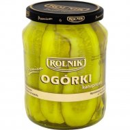 Огурцы бутербродные «Rolnik» консервированные, 670 г