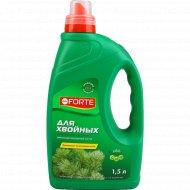 Удобрение «Bona Forte» для хвойных растений, 1.5 л.