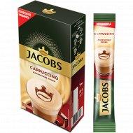 Кофейный напиток «Jacobs» капучино, 17.5 г.