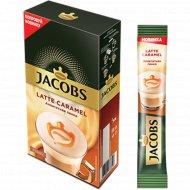 Кофейный напиток «Jacobs» латте карамель, 17 г.