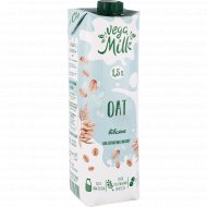 Напиток «Vega milk» овсяный, 1.5%, 950 мл