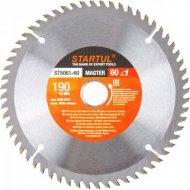 Диск пильный «Startul» ST5062-60, 190х30х20х16 мм
