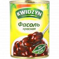 Фасоль красная «Kwidzyn» 400г.