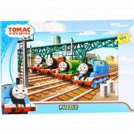 Мозаика «Томас и его друзья» 82154, 104 элемента.