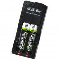Зарядное устройство «Robiton» ЗУ для батарей Li500-2