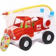 Игрушка «Пожарная машина» 01430.