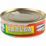 Консервы рыбные «Килька Балтийская» в томатном соусе, 230 г.