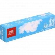Зубная паста «Splat» Zero Balance, 75 мл.