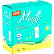 Гигиенические прокладки «Meggi» Panty Active, 60 шт.