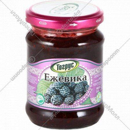 Ягода протертая «Тогрус» Ежевика, 300 г.