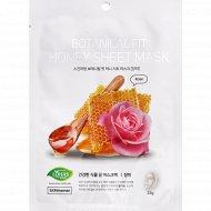 Маска для лица «Botanical Fit Honey» с экстрактом алоэ и меда, 23 г.