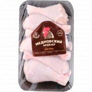 Голень цыпленка-бройлера охлажденная, 1 кг., фасовка 0.6-0.85 кг