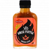 Соус острый «Ghost pepper» 115 г.