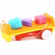 Логическая игрушка «Стучалочка-обучалочка» 01939.