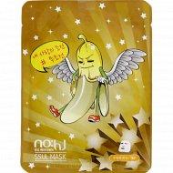 Маска для лица «NO:HJ» с экстрактом банана и лимона, 25 г.