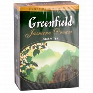 Чай зелёный «Greenfield» жасмин 100 г.