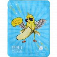 Маска для лица «NO:HJ» с экстрактом банана и чайного дерева, 25 г.