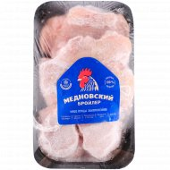 Бедро цыпленка-бройлера замороженное, 1 кг., фасовка 0.8-0.95 кг