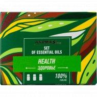 Набор эфирных масел «Здоровье» сосна, чайное дерево, эвкалипт, 3х10 мл.