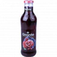Сок «Grante» гранатово-виноградный, 750 мл.