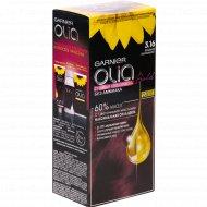 Крем-краска для волос «Garnier Olia» взрывной ультрафиолет, 3.16.